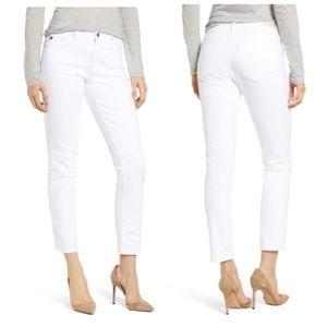 AG Stilt cigarette cut jeans 27R